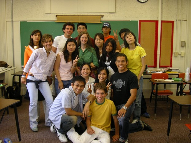 Party in the Classroom 001